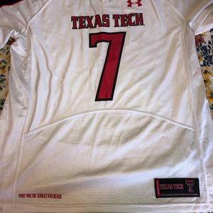 Texas Tech Jersey